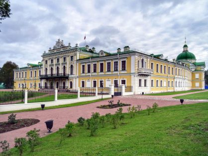 In Tver on November 30, the Tver Imperial Palace was opened