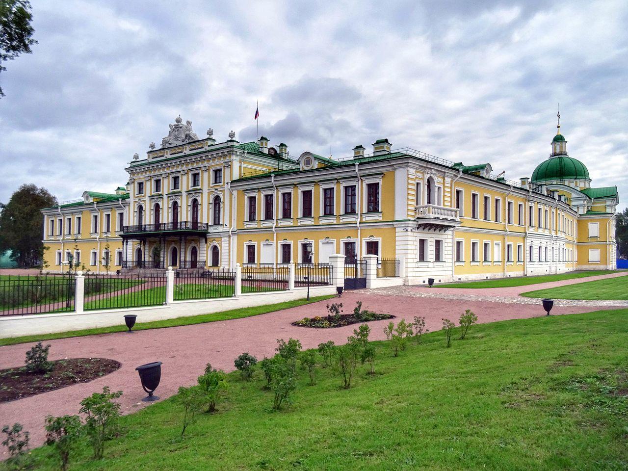 In Twer wurde am 30. November der Kaiserpalast Twer eröffnet