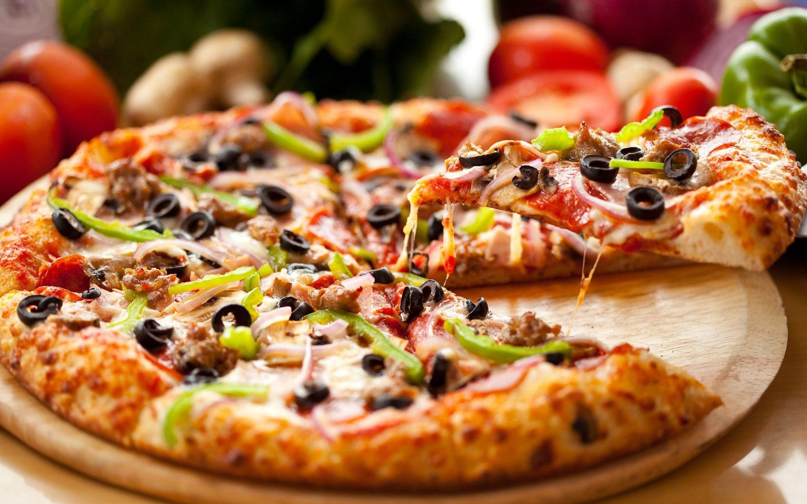 Пиццерии