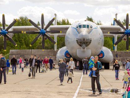 12 августа на аэродроме военно-транспортной авиации Мигалово состоится день открытых дверей