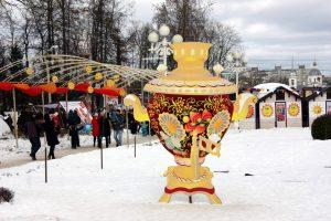 Народные гулянья «Широкая Тверская Масленица» | 18 февраля - 12:00 - 16:00 @ Городской сад | Тверь | Тверская область | Россия