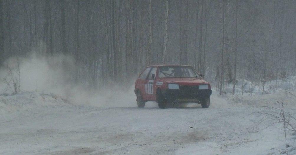 Закрытие зимнего автокросса в Твери   10 марта