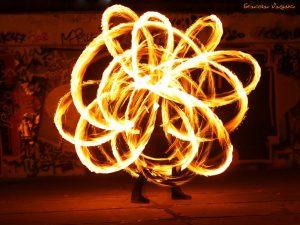 Огненное шоу и фестиваль волшебных шаров @ Парк Победы | Тверь | Тверская область | Россия