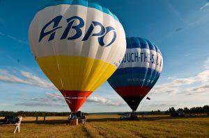 Фестиваль воздухоплавания «Небесный вояж» @ Парк активного отдыха «Гришкино» | Гришкино | Тверская область | Россия