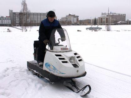 28 декабря 2018 года в Ландшафтном парке Тьмака - новогодняя лыжная гонка!