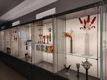 Под Тверью открылся современный музей художественного стекла